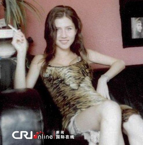 美国披露已被捕的俄罗斯美女间谍安娜・查普曼在美