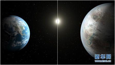 比如大小类似木星的,但地球比较小